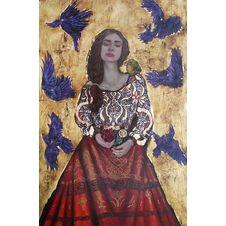 Metanoia,  Małgorzata Niegel, 60 x 40 cm, nr kat. 48-26-3-2019