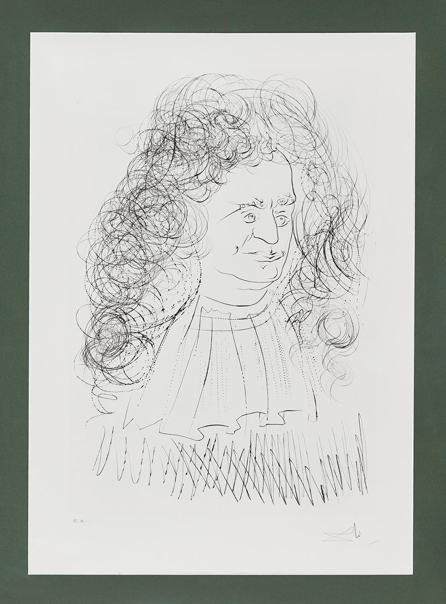 Dali Salvador La Fontaine, 1973