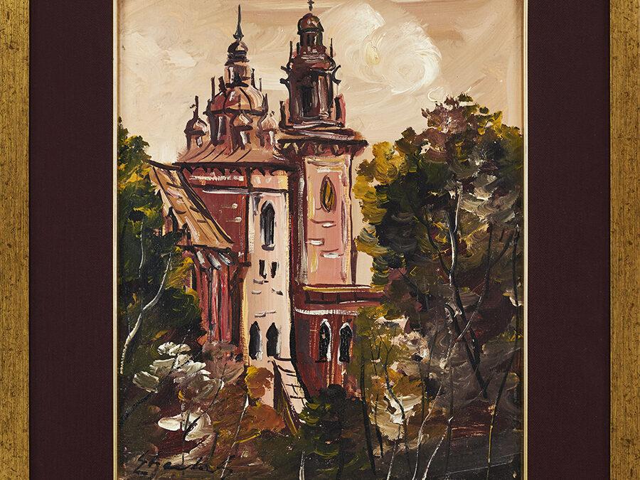 Gerlach Eugeniusz Dwie wieże