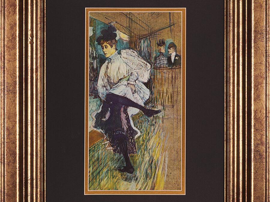 Henri de Toulouse-Lautrec Madame, 1968