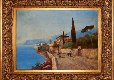 Toretti Pietro Nad Adriatykiem