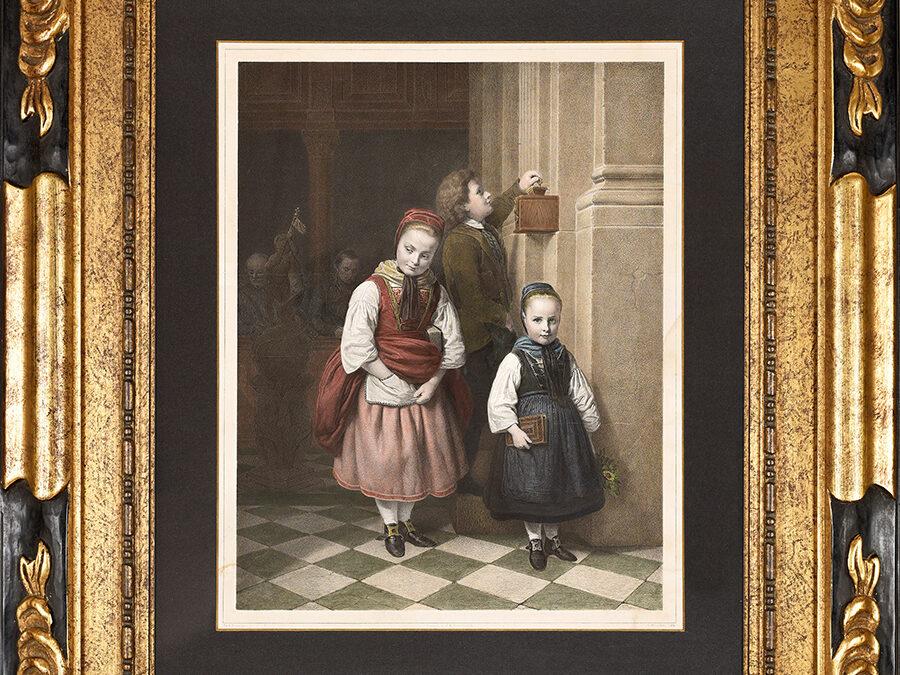 Waanders Bernardus Franciscus Dzieci