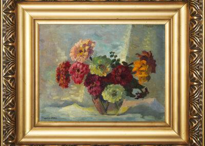Dann Johanna, Kwiaty