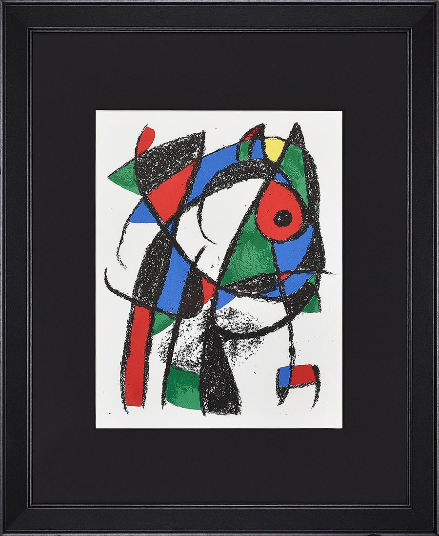 Miro Joan, Kompozycja, 1972