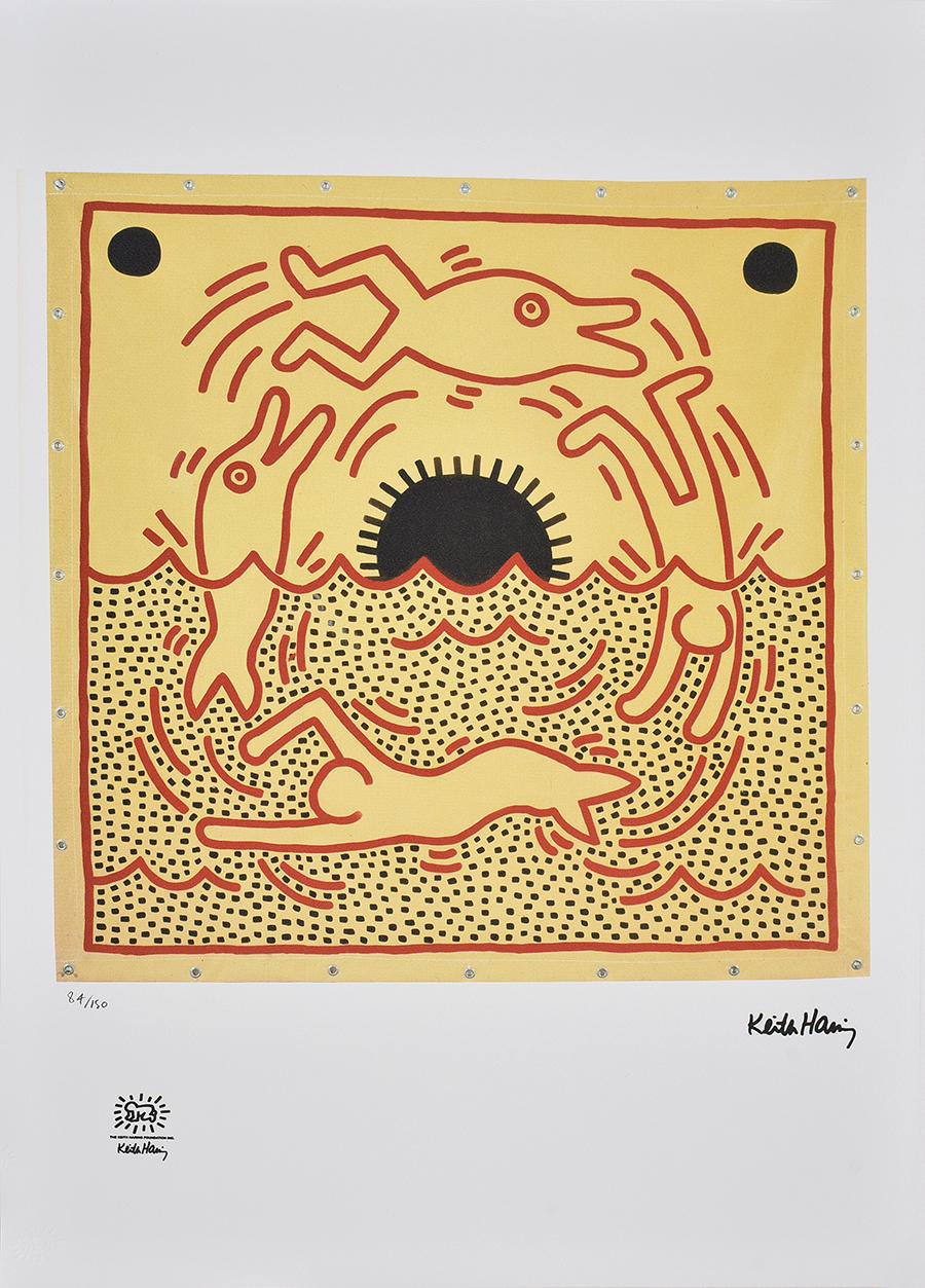 Haring Keith, Ewolucja