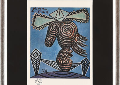 Picasso Pablo, Figure surreal, 1946