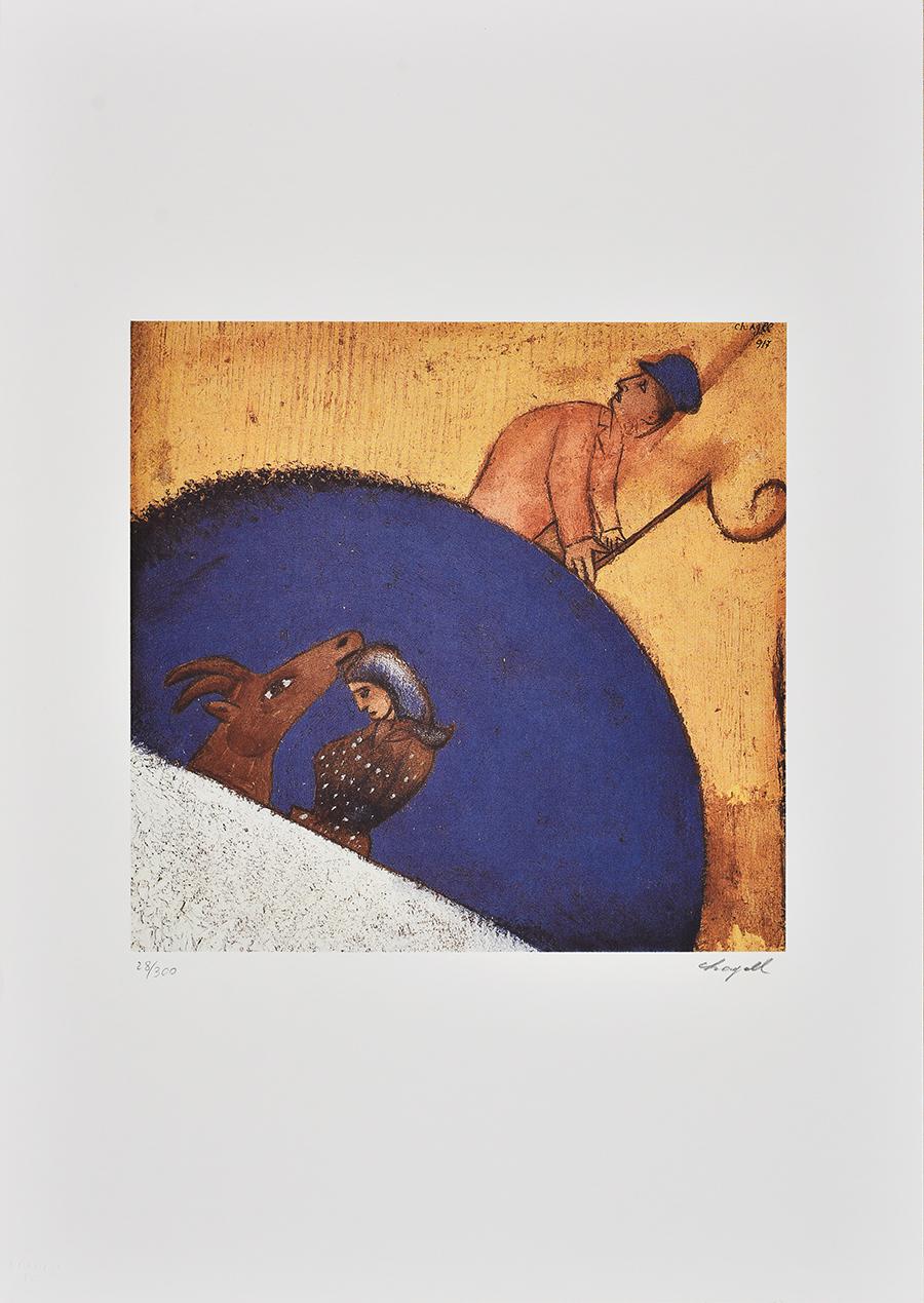 Chagall Marc, Bez tytułu 2