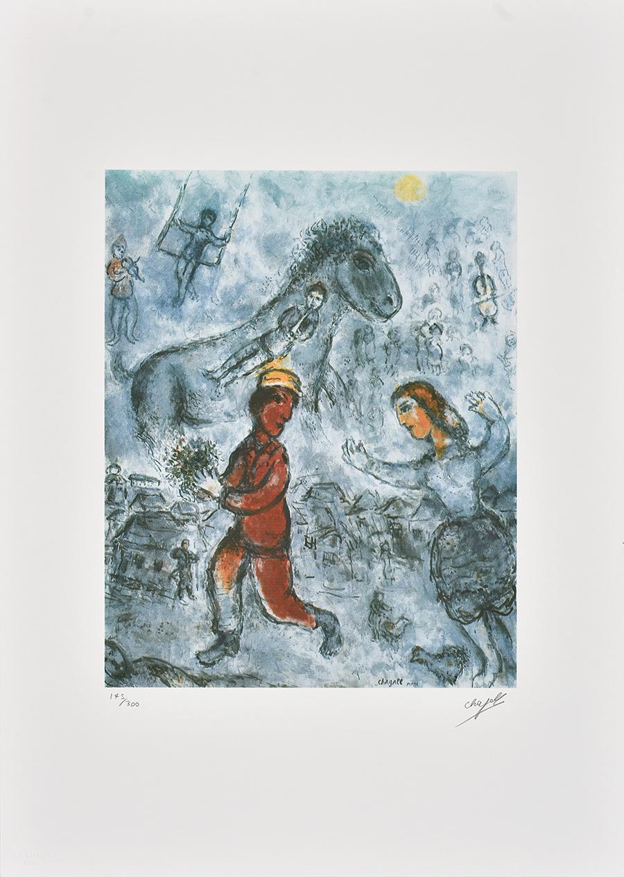 Chagall Marc, Bez tytułu1