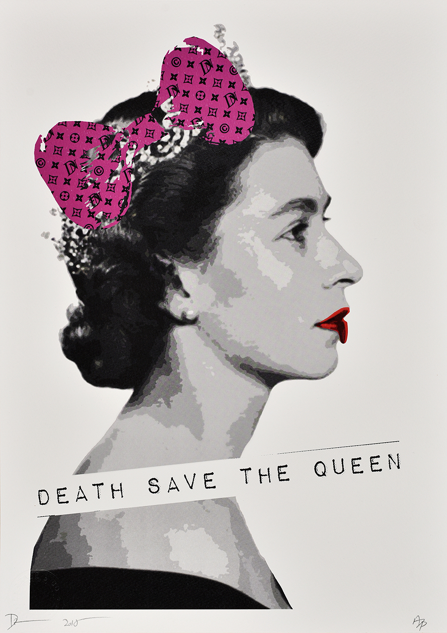 Death NYC, Death save the queen, 2018