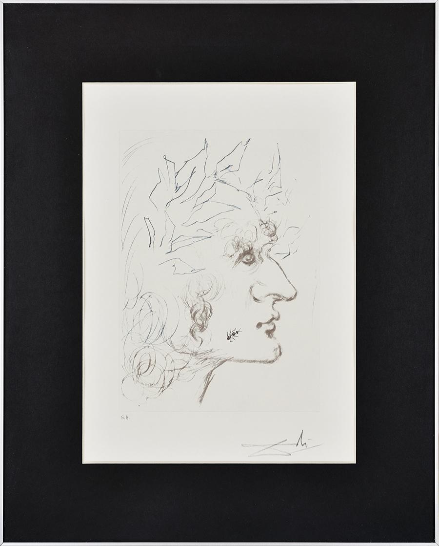 Dali Salvador, Julius Cesar, 1972