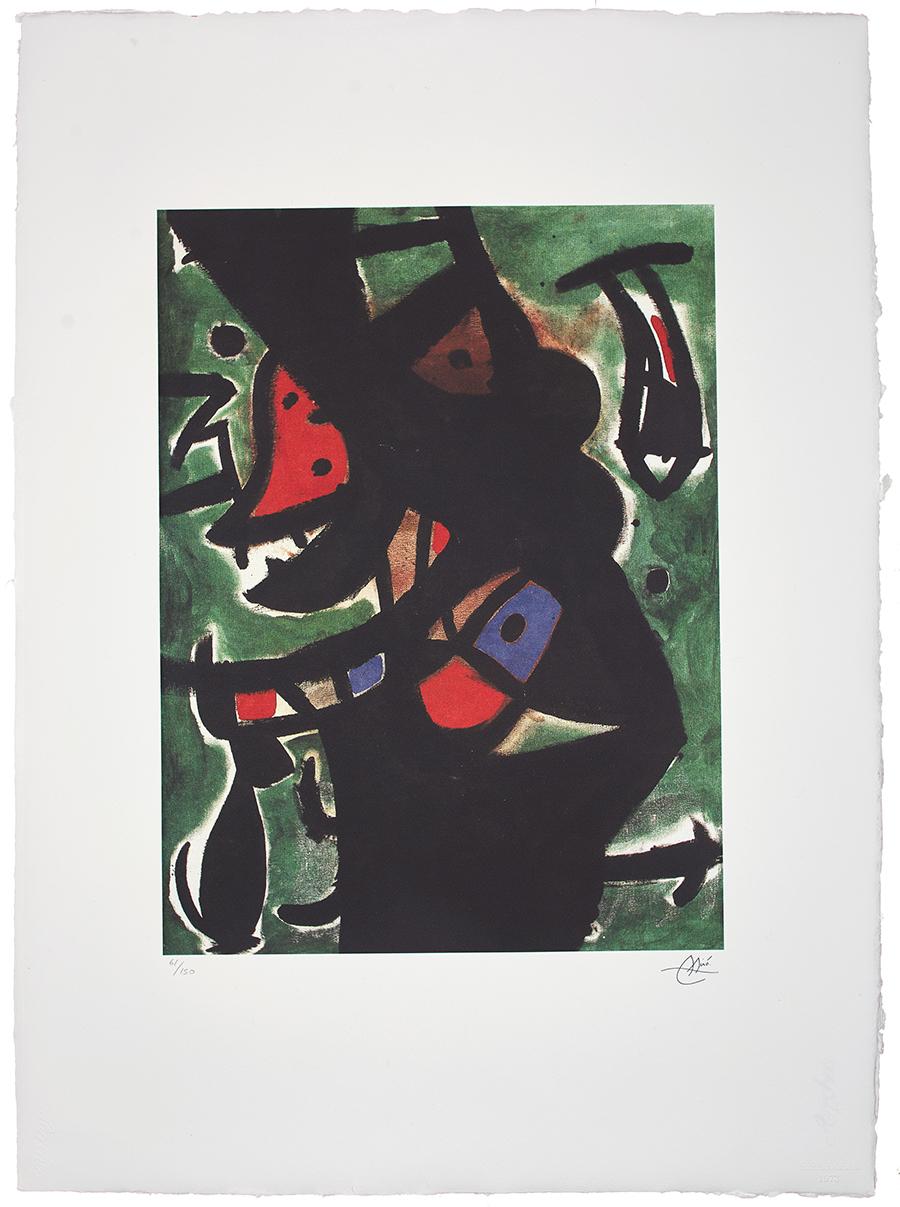 Miro Joan, Kompozycja.