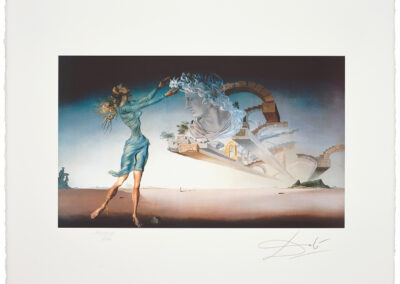 Dali Salvador, Surrealism
