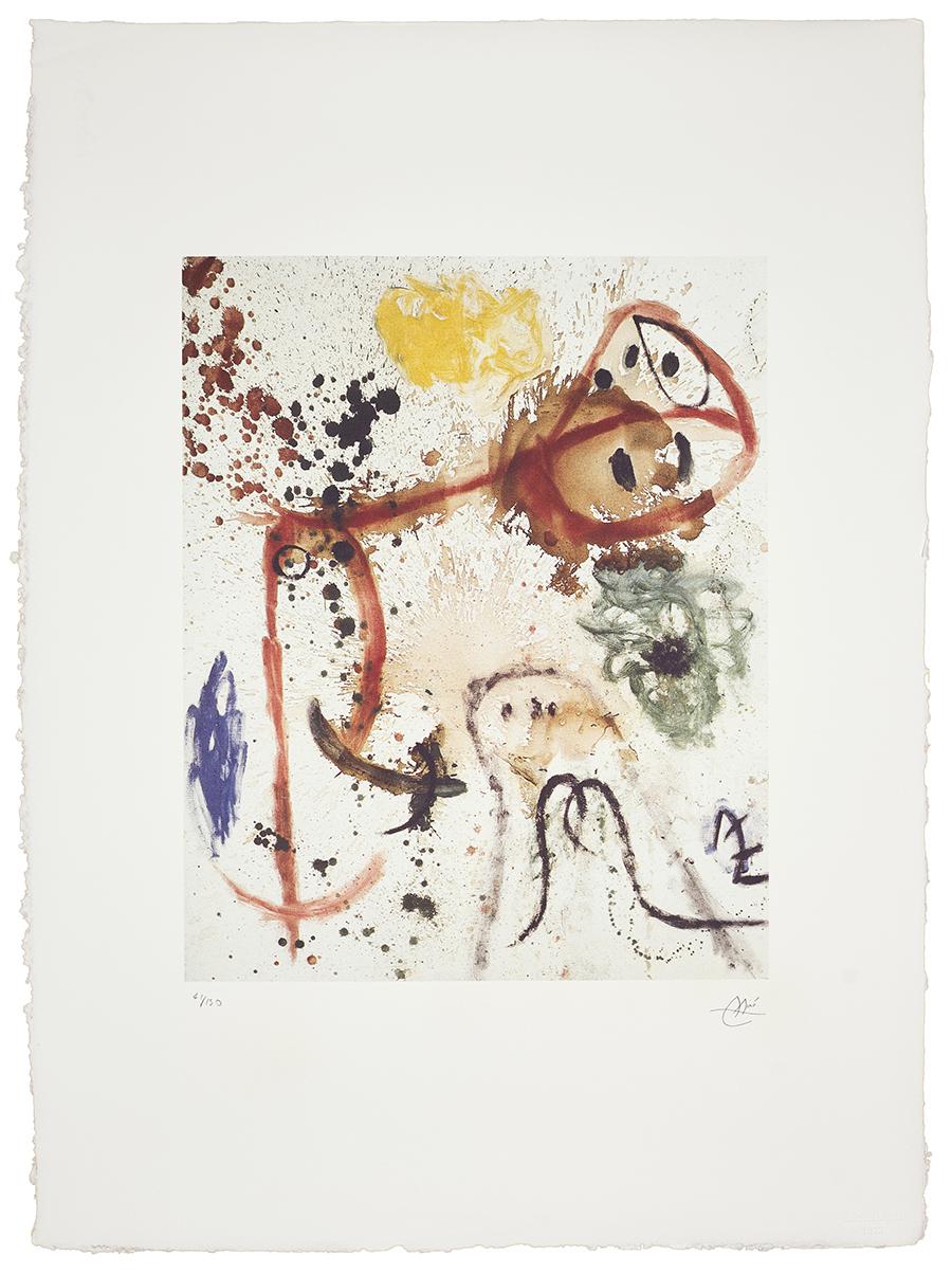 Miro Joan, Kompozycja, 1973