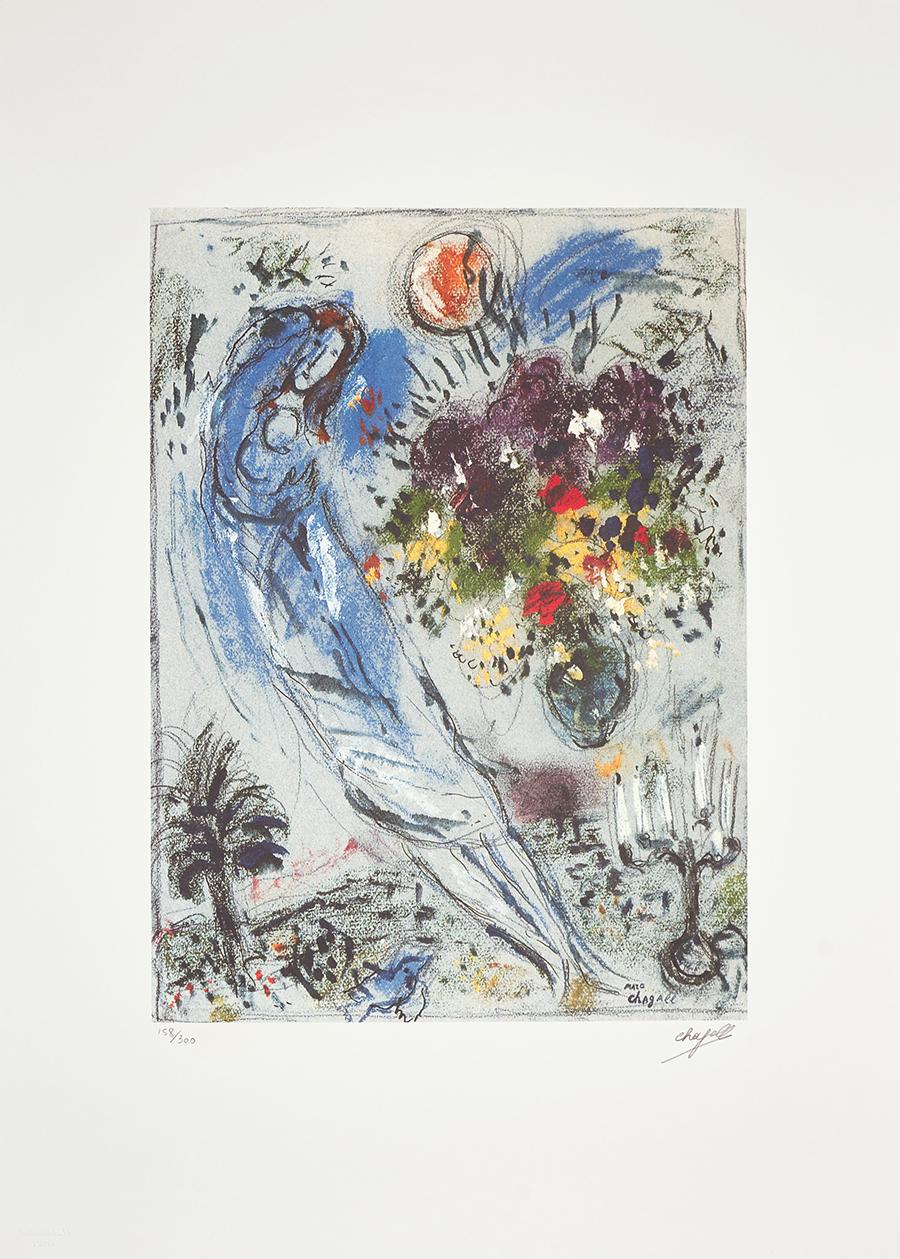 Chagall Marc, Bez tytułu 5