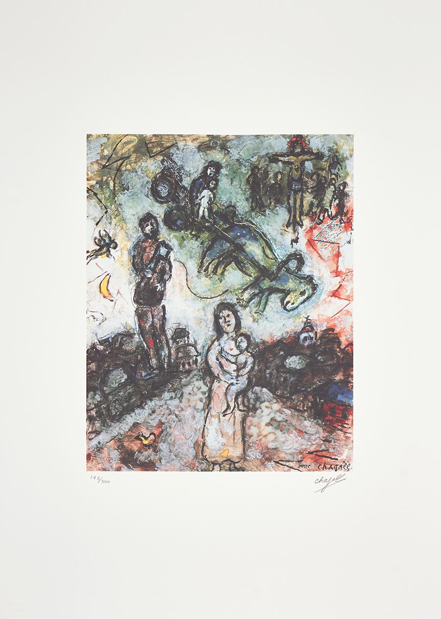 Chagall Marc, Bez tytułu 4