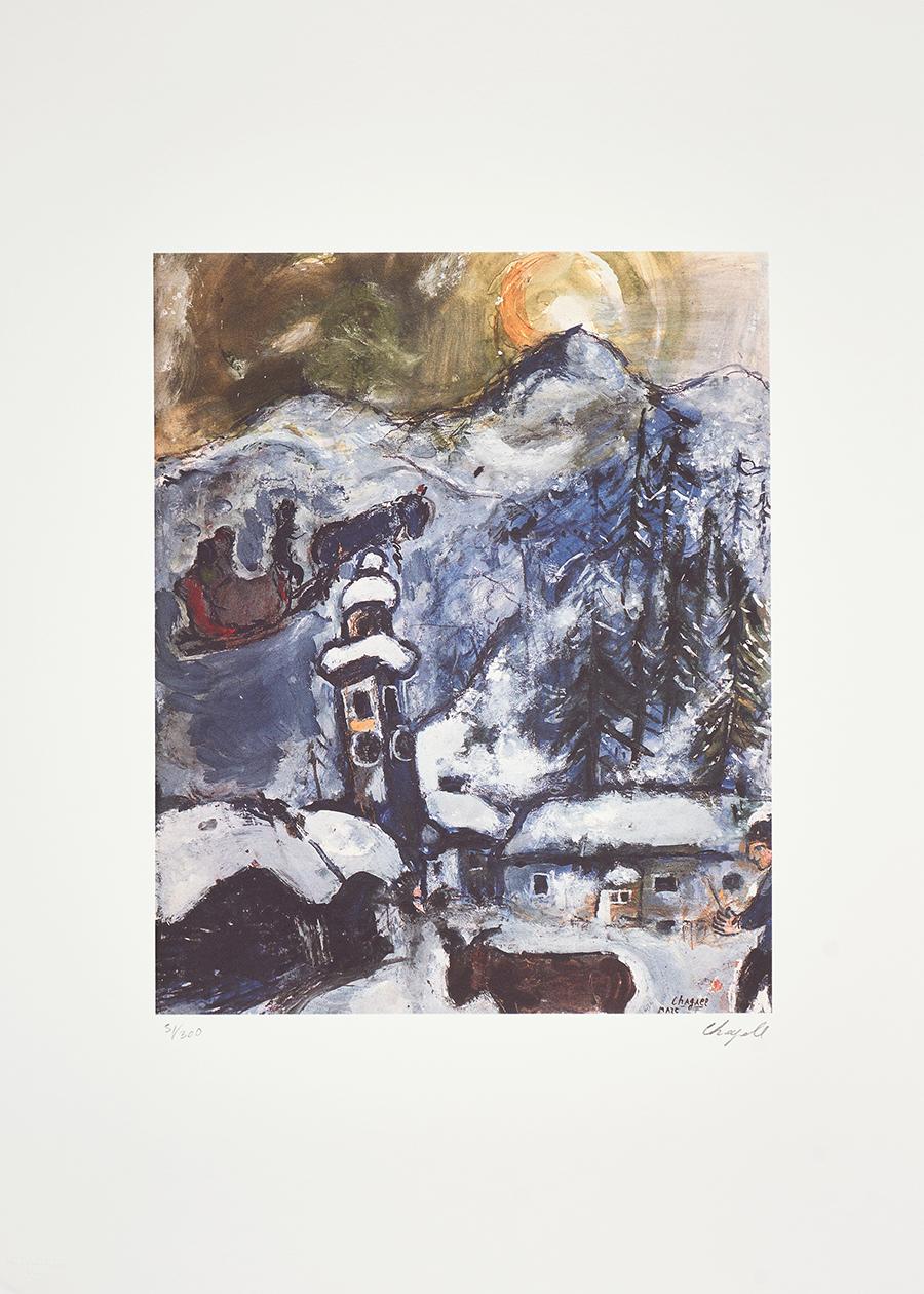 Chagall Marc, Bez tytułu 3
