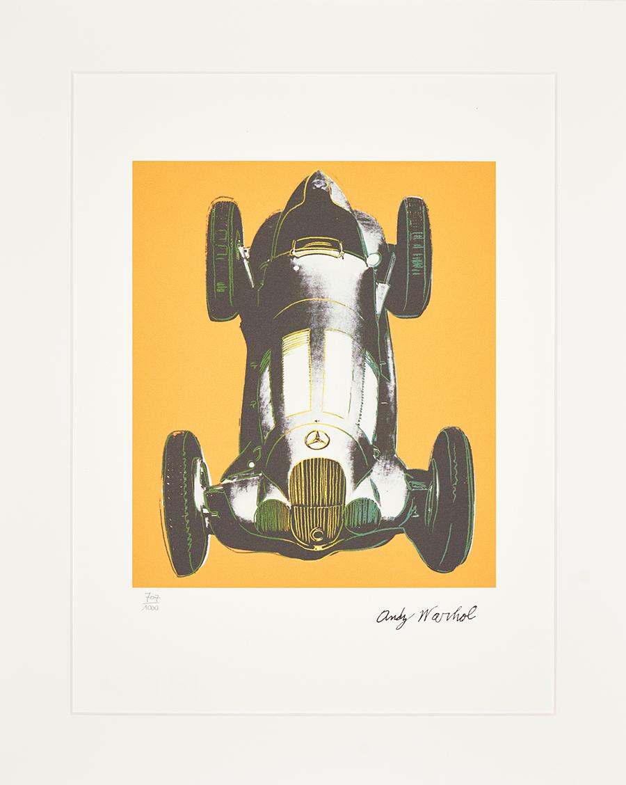 Warhol Andy, Mercedes
