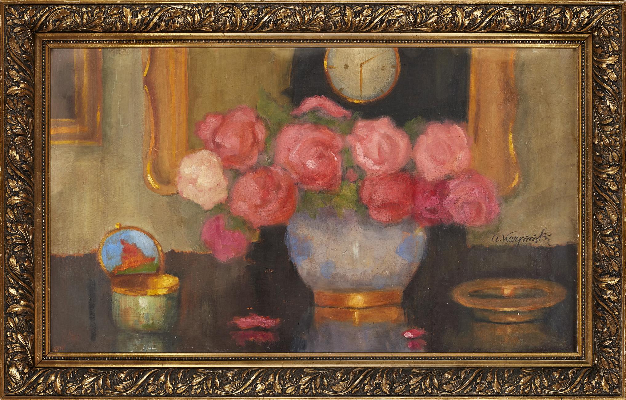 Karpiński Alfons, Róże w flakonie