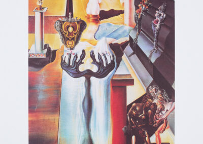 Dali Salvador, The Invisible Man