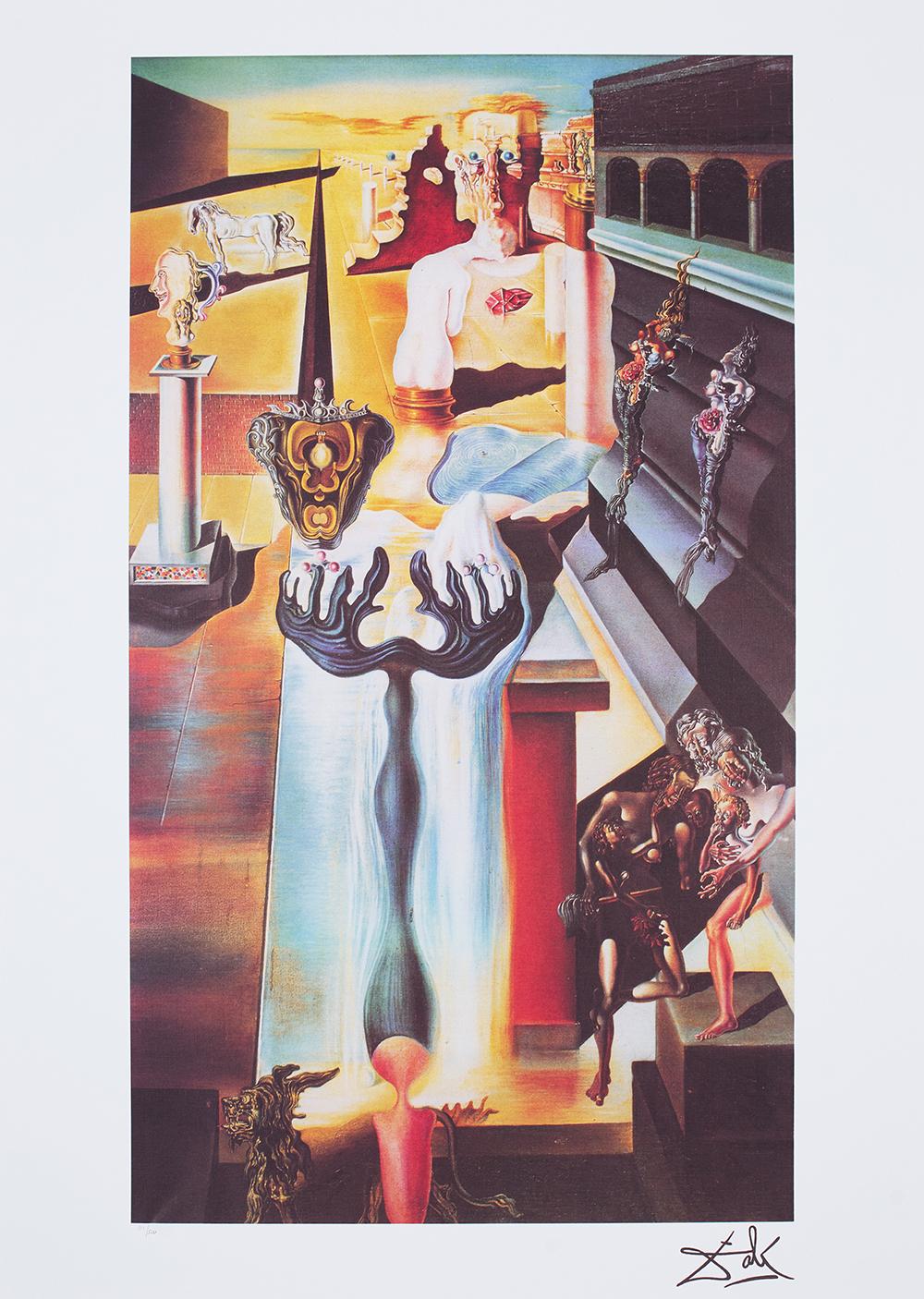 Dali Salvador, The Invisible Man
