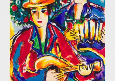Steynovitz Zamy, Orchard serenade