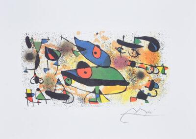 Miro Joan, Sculptures II, 1973