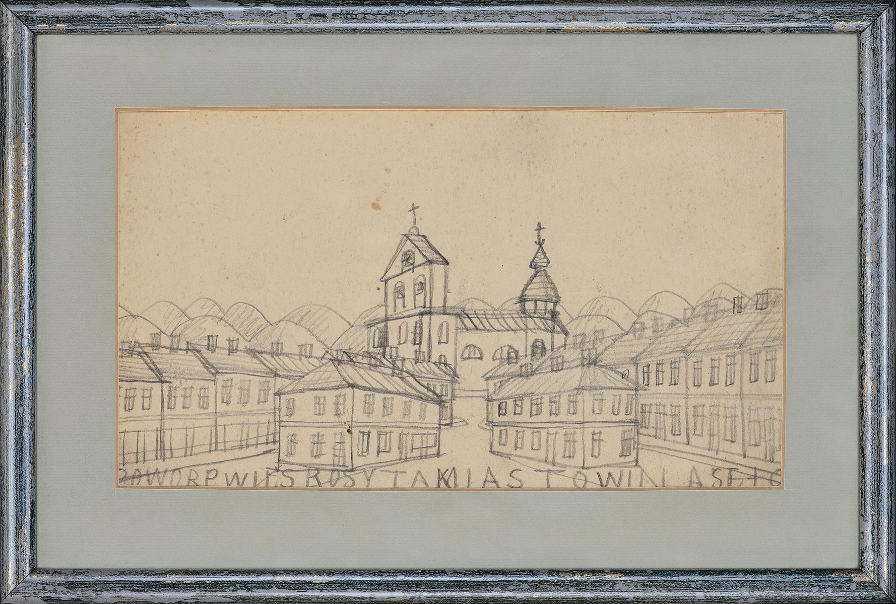 Z cyklu: miasto i wieś